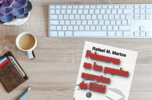 'Palomares en los papeles secretos de EEUU', el nuevo libro de Rafael M. Martos