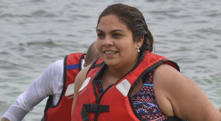 Saray Montoya rectifica y decide quedarse en 'Supervivientes'